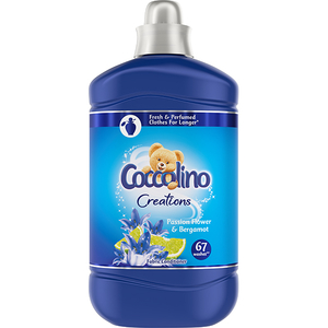 Balsam de rufe COCCOLINO Creat Passion Flower, 1.68L, 67 spalari