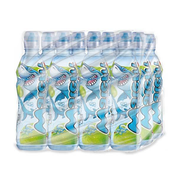 Bautura racoritoare pentru copii TEDY WATERRR Mere bax 0.50L x 12 sticle