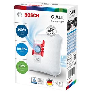 Set saci aspirator BOSCH BBZ41FGALL, 4 buc