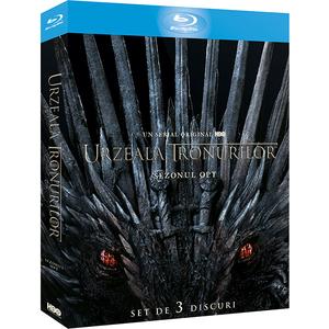 Urzeala tronurilor - Sezonul 8 Blu-ray