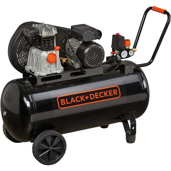 Compresor BLACK & DECKER BD 220/100-2M, cu ulei, 100 litri, 2 CP, 10 Bar