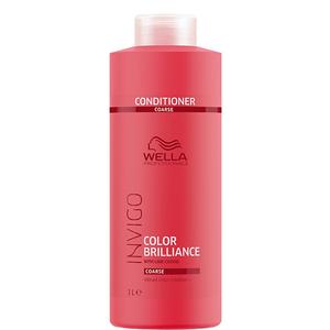 Balsam WELLA Invigo Color Brilliance for Coarse Hair, 1000ml