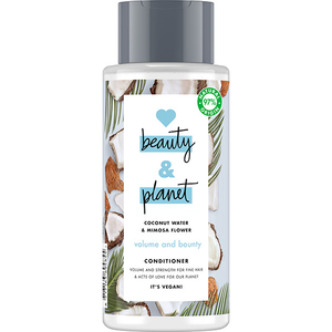 Balsam de par LOVE BEAUTY AND PLANET Volume and Bounty, 400ml