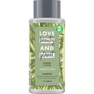 Sampon LOVE BEAUTY AND PLANET Delightful Detox, 500ml