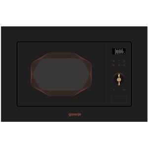 Cuptor cu microunde incorporabil GORENJE BM201INB, 20l, 800W, negru