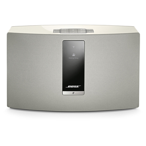 Boxa Wireless BOSE SoundTouch 20 III, Wi-Fi, Bluetooth, alb