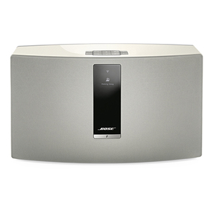 Boxa Wireless BOSE SoundTouch 30 III, Wi-Fi, Bluetooth, alb