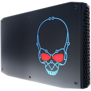 Sistem PC INTEL NUC BOXNUC8I7HNK, Intel Core i7-8705G pana la 4.1GHz, No Ram, No HDD, Intel HD Graphics 630, Free Dos