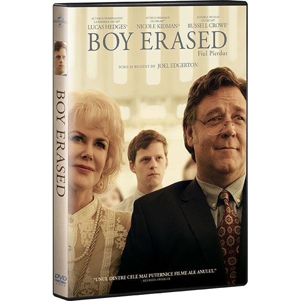 Boy Erased DVD