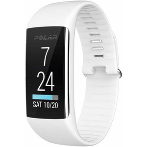 Bratara Fitness POLAR A360 Medium, Android/iOS, White