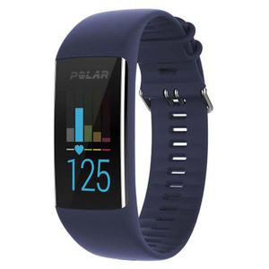 Bratara fitness POLAR A370, Medium/Large, Android/iOS, Blue