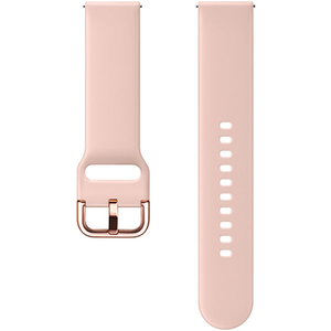Bratara pentru SAMSUNG Galaxy Watch Active, ETSFR50MPEGWW, silicon, roz