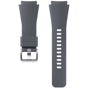 Bratara pentru SAMSUNG Galaxy Watch, ETYSU80MJEGWW, 46mm, silicon, gri