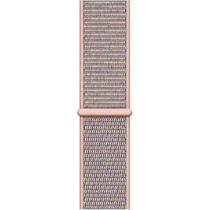 Bratara pentru APPLE WATCH Sport Loop strap 44mm MTM92ZM/A, Pink Sand