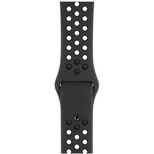 Bratara pentru APPLE WATCH Nike Sport Band 40mm MTMP2ZM/A, Anthracite/Black