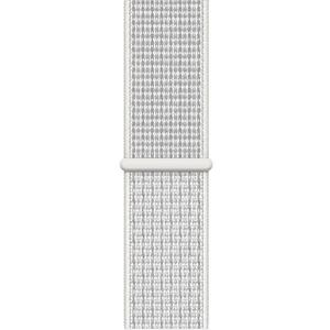 Bratara pentru APPLE WATCH Nike Sport Loop 44mm MV7M2ZM/A, Summit White