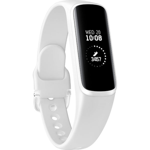 Bratara fitness SAMSUNG Galaxy Fit e, Android/iOS, silicon, white