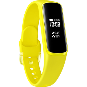Bratara fitness SAMSUNG Galaxy Fit e, Android/iOS, silicon, yellow