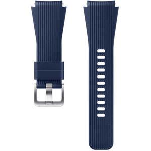 Bratara pentru SAMSUNG Galaxy Watch, 22mm, silicon, albastru