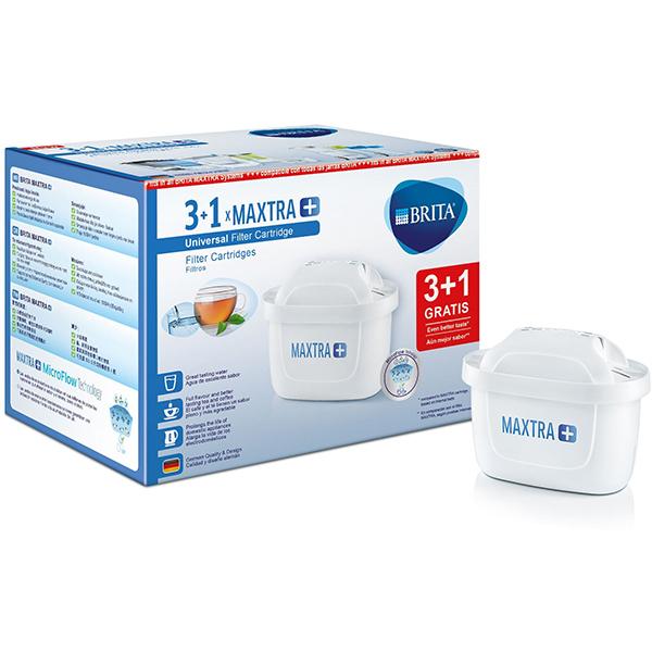 Set 3+1 filtre apa BRITA MAXTRA+ BR1032365