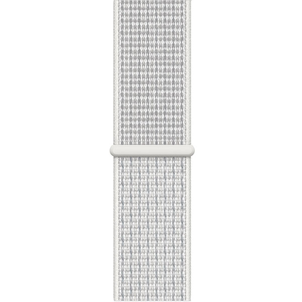 Bratara pentru APPLE WATCH Nike Sport Loop 44mm MV7M2ZM/A, Summit White
