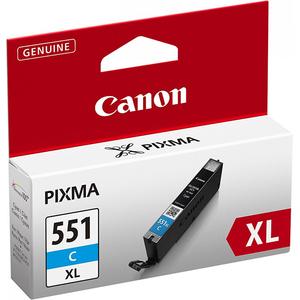 Cartus CANON Pixma CLI-551XL, cyan