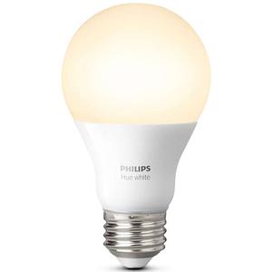 Bec LED PHILIPS Hue A60 9W (60W), E27, Lumina alba calda