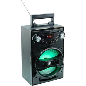 Boxa portabila SAL BT 1650, Bluetooth, Radio FM, SD, USB, negru