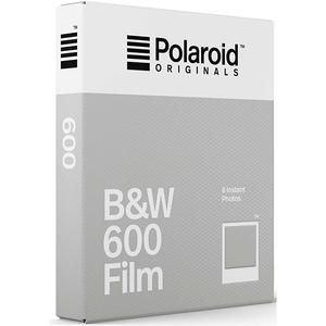 Film Instant B&W POLAROID Originals pentru Polaroid 600