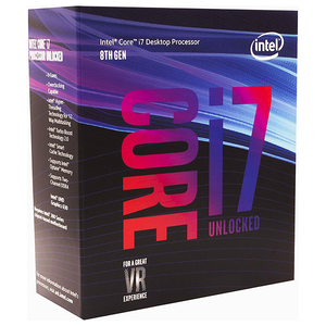 Procesor Intel® Core™ i7-8700K, 3.7GHz/4.7GHz, 12MB, BX80684I78700K