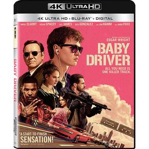 Baby Driver 4K UHD