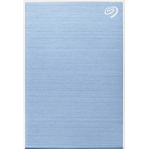 Hard Disk Drive portabil SEAGATE Backup Plus Portable STHP5000402, 5TB, USB 3.0, albastru