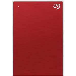 Hard Disk Drive portabil SEAGATE Backup Plus Portable STHP5000403, 5TB, USB 3.0, rosu