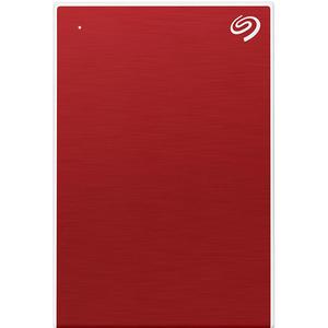 Hard Disk Drive portabil SEAGATE Backup Plus Portable STHP4000403, 4TB, USB 3.0, rosu
