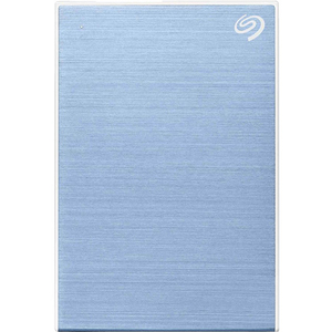 Hard Disk Drive portabil SEAGATE Backup Plus Slim STHN2000402, 2TB, USB 3.0, albastru