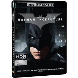 Batman - Inceputuri 4K UHD