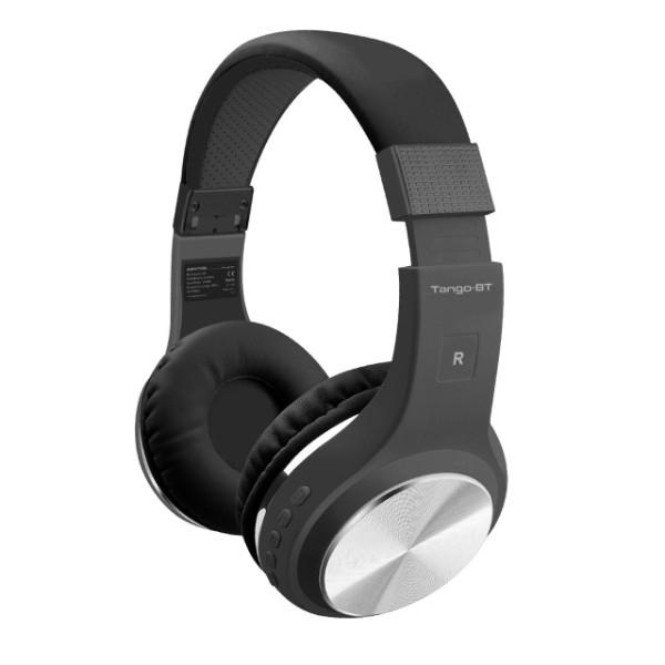 Casti PROMATE Tango-BT, Bluetooth, On-Ear, Microfon, negru
