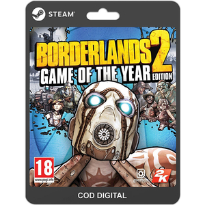 Borderlands 2 GOTY PC (licenta electronica Steam)