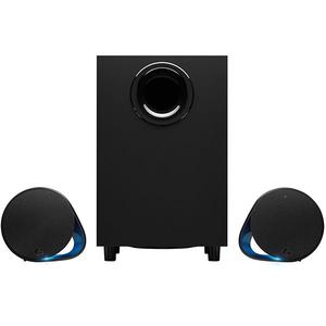Boxe gaming 2.1 LOGITECH G560, 120W, RGB, Bluetooth 4.1, negru