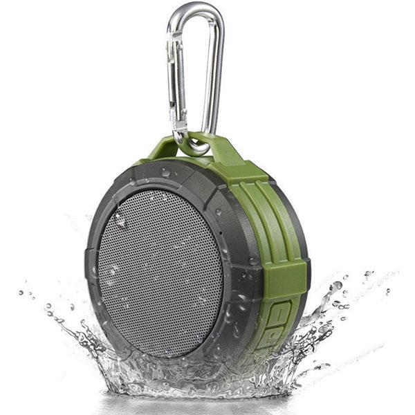 Boxa portabila MAXCOM Maxton MX51 Telica, Bluetooth, verde