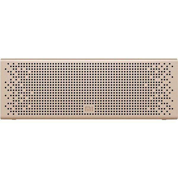 Boxa portabila XIAOMI Mi Speaker, Bluetooth, auriu