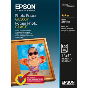 Hartie foto EPSON C13S042549, 10x15cm, 500 coli