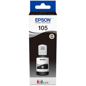 Cerneala EPSON 105 EcoTank C13T00Q140, negru
