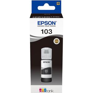 Cerneala EPSON 103 EcoTank C13T00S14A, negru