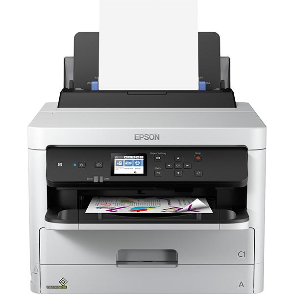 Imprimanta inkjet EPSON WorkForce Pro WF-C5210DW, A4, USB, Wi-Fi, Retea