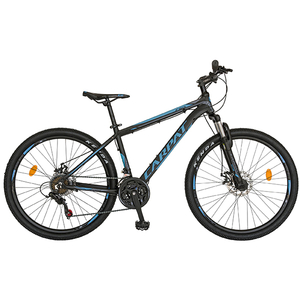"Bicicleta Mountain Bike CARPAT C2681B, 26"", negru-albastru"