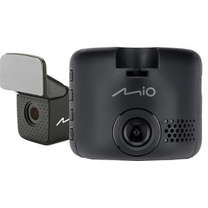 "Camera auto DVR fata-spate MIO MiVue C380, 2"", Full HD, GPS, negru"