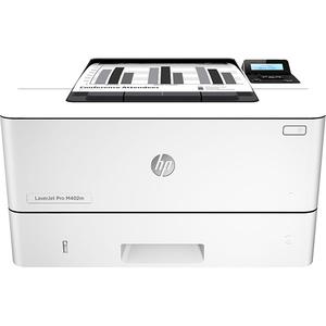 Imprimanta laser monocrom HP LaserJet Pro M402m, A4, USB, Retea