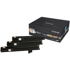 Set 3 unitati fotoconductoare LEXMARK C930X73G CMY, cyan/magenta/galben