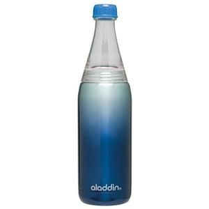 Sticla ALADDIN Twist&Go 1002863006, 0.6l, plastic, albastru